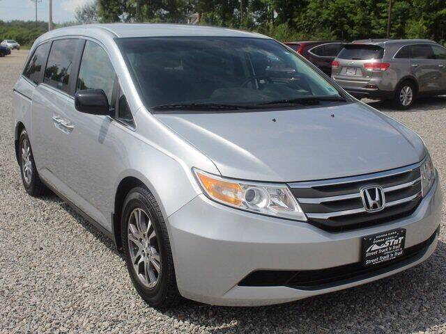 2011 Honda Odyssey for sale at Street Track n Trail - Vehicles in Conneaut Lake PA