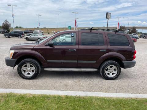 2005 Dodge Durango for sale at GILES & JOHNSON AUTOMART in Idaho Falls ID