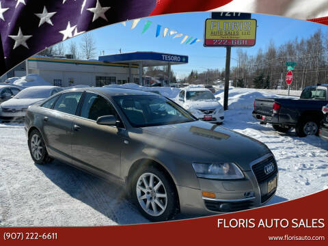 2005 Audi A6 for sale at FLORIS AUTO SALES in Anchorage AK
