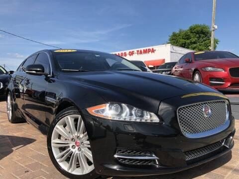 2014 Jaguar XJL for sale at Cars of Tampa in Tampa FL