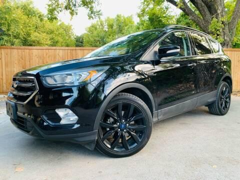 2017 Ford Escape for sale at DFW Auto Provider in Haltom City TX