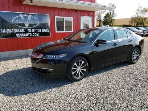 2017 Acura TLX for sale at Vess Auto in Danville OH