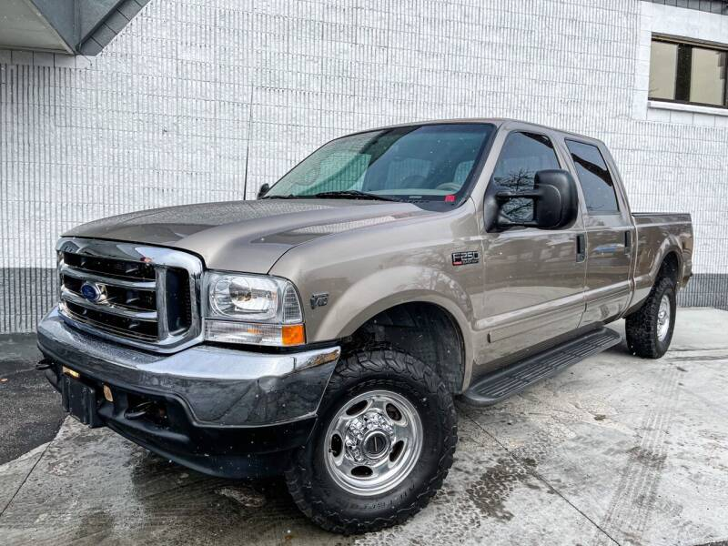 2002 Ford F-250 Super Duty for sale at ALIC MOTORS in Boise ID