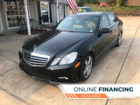 2011 Mercedes-Benz E-Class for sale at Taylor Auto Sales in Springdale AR