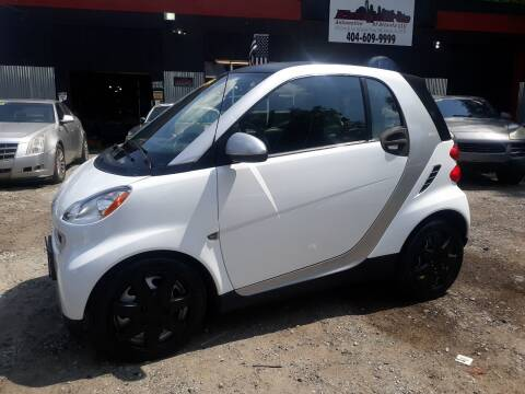 2012 Smart fortwo for sale at Empire Automotive of Atlanta in Atlanta GA