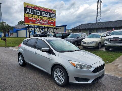 2015 Ford Focus for sale at Mox Motors in Port Charlotte FL