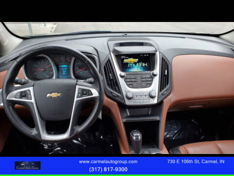 2016 Chevrolet Equinox for sale at Carmel Auto Group in Indianapolis IN