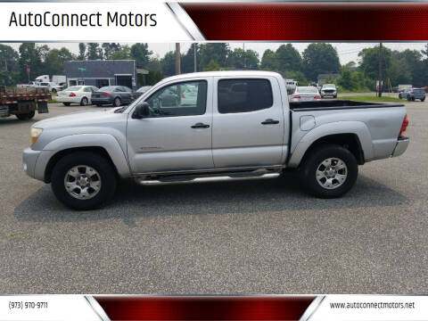 2006 Toyota Tacoma for sale at AutoConnect Motors in Kenvil NJ