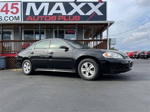 2014 Chevrolet Impala Limited for sale at Maxx Autos Plus in Puyallup WA