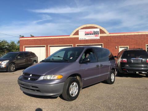 1998 Dodge Caravan for sale at Family Auto Finance OKC LLC in Oklahoma City OK