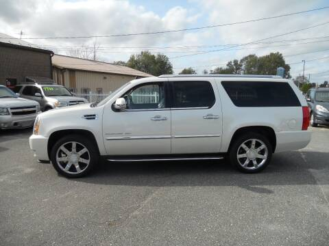 2011 Cadillac Escalade ESV for sale at All Cars and Trucks in Buena NJ