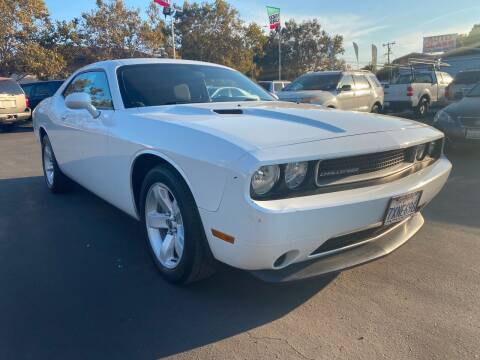 2013 Dodge Challenger for sale at San Jose Auto Outlet in San Jose CA