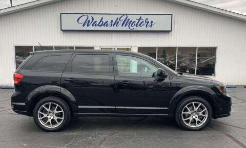 2015 Dodge Journey for sale at Wabash Motors in Terre Haute IN