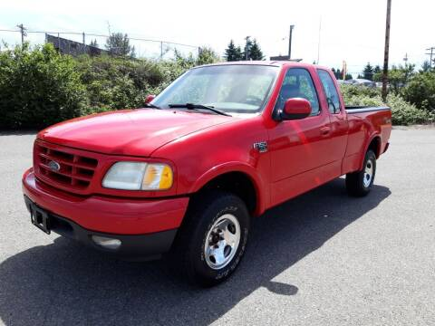 2003 Ford F-150 for sale at South Tacoma Motors Inc in Tacoma WA