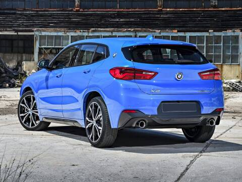 2018 BMW X2 for sale at BMW OF NEWPORT in Middletown RI