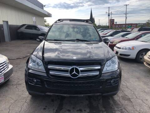 2008 Mercedes-Benz GL-Class for sale at Six Brothers Auto Sales in Youngstown OH