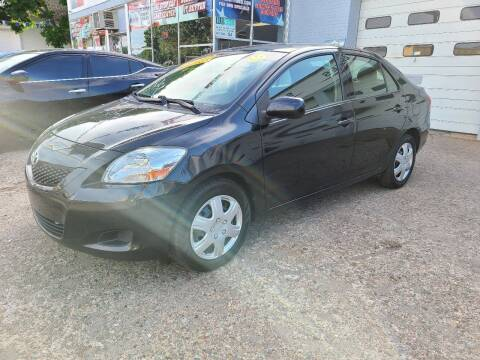 2012 Toyota Yaris for sale at Devaney Auto Sales & Service in East Providence RI