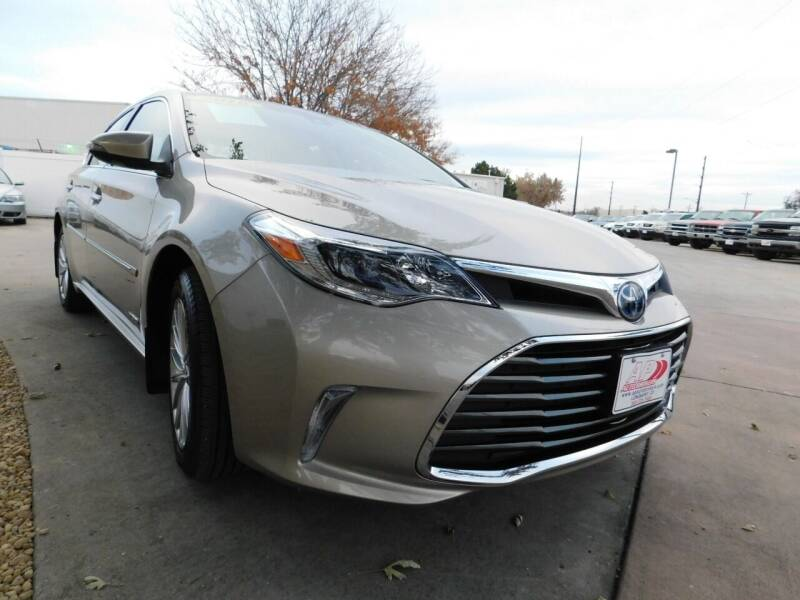 2016 Toyota Avalon Hybrid for sale at AP Auto Brokers in Longmont CO