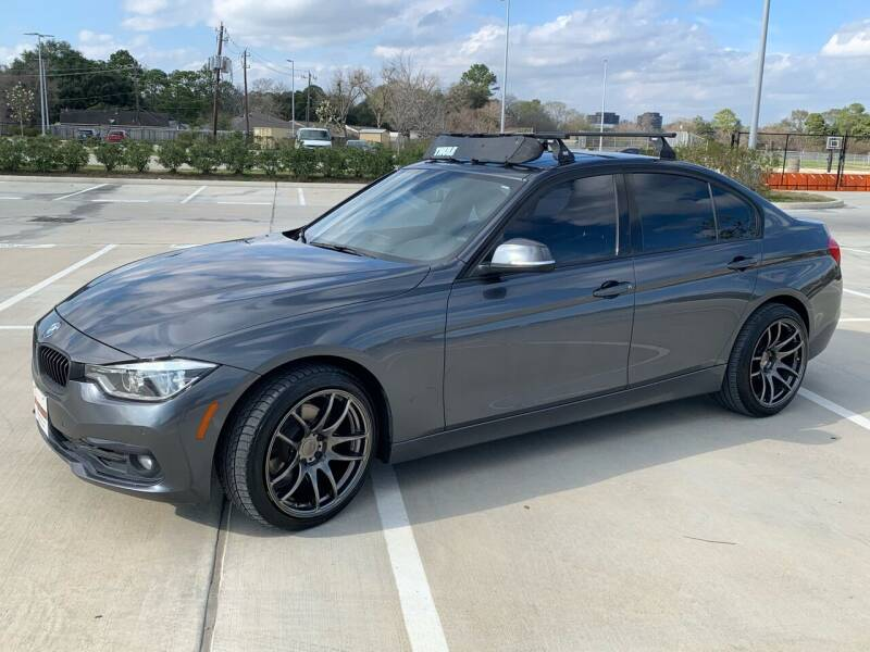 2016 BMW 3 Series for sale at ABS Motorsports in Houston TX