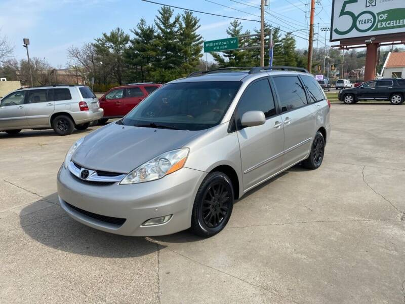 2009 Toyota Sienna for sale at Wolfe Brothers Auto in Marietta OH