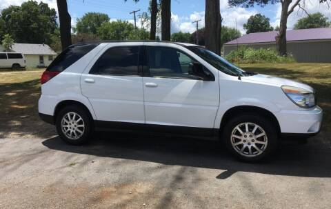 2006 Buick Rendezvous for sale at Antique Motors in Plymouth IN