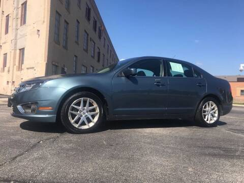 2011 Ford Fusion for sale at Budget Auto Sales Inc. in Sheboygan WI