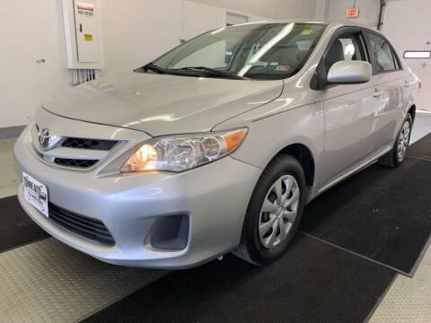 2011 Toyota Corolla for sale at TOWNE AUTO BROKERS in Virginia Beach VA