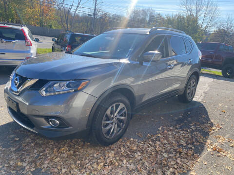2016 Nissan Rogue for sale at COUNTRY SAAB OF ORANGE COUNTY in Florida NY