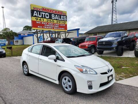 2011 Toyota Prius for sale at Mox Motors in Port Charlotte FL