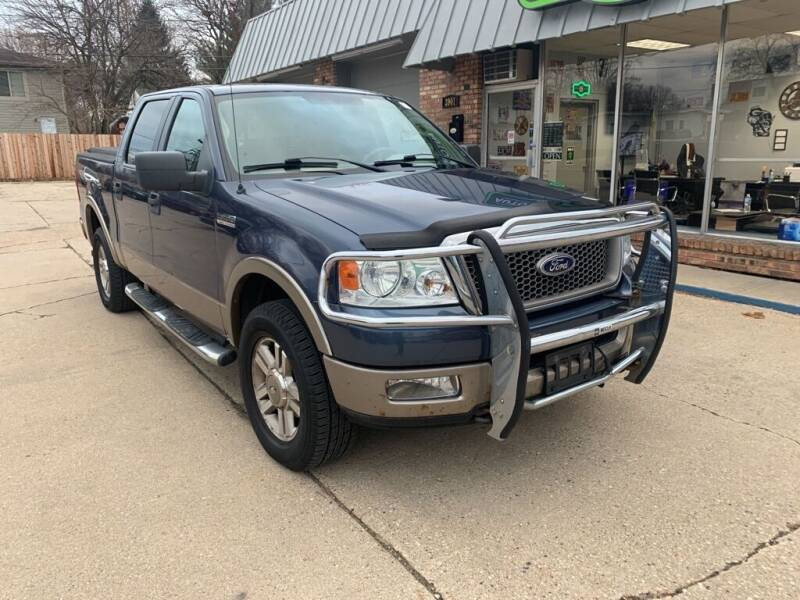 2005 Ford F-150 for sale at LOT 51 AUTO SALES in Madison WI