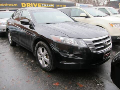 2010 Honda Accord Crosstour for sale at DRIVE TREND in Cleveland OH