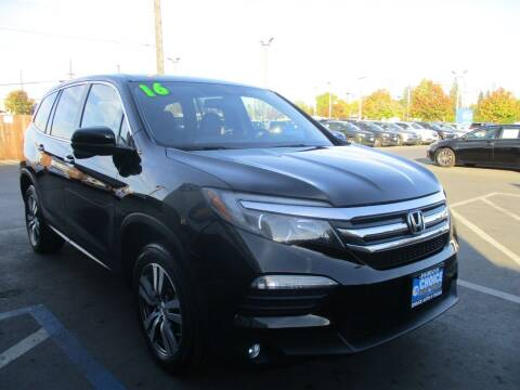 2016 Honda Pilot for sale at Choice Auto & Truck in Sacramento CA