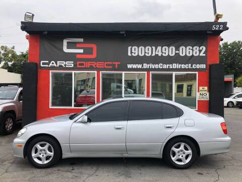 1998 Lexus GS 300 for sale at Cars Direct in Ontario CA