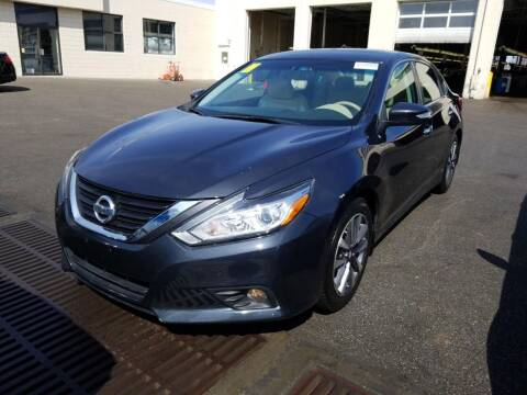 2017 Nissan Altima for sale at Cj king of car loans/JJ's Best Auto Sales in Troy MI