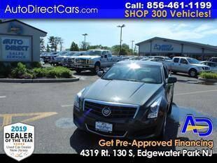 2014 Cadillac ATS for sale at Auto Direct Trucks.com in Edgewater Park NJ