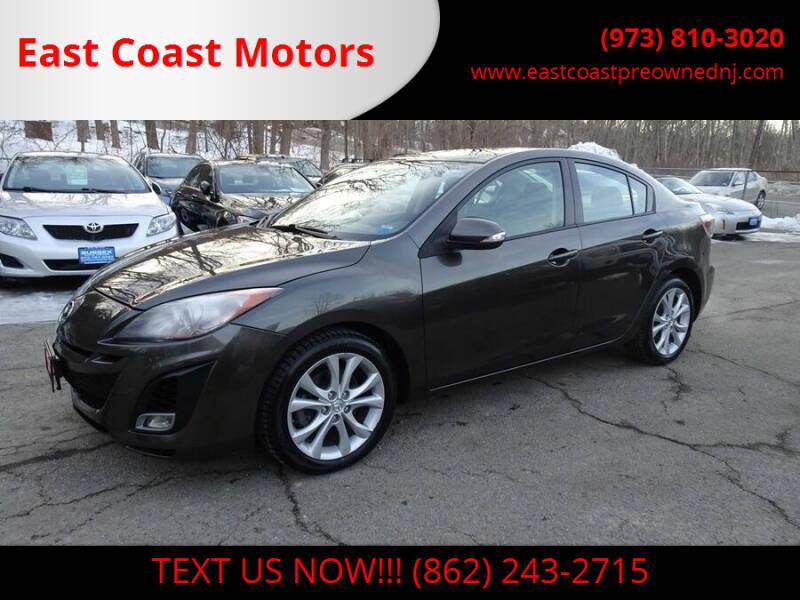 2010 Mazda MAZDA3 for sale at East Coast Motors in Lake Hopatcong NJ