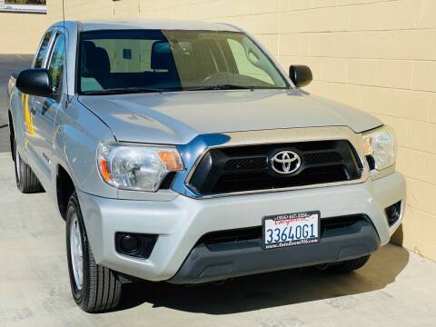 2012 Toyota Tacoma for sale at Auto Zoom 916 in Rancho Cordova CA