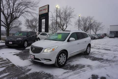 2016 Buick Enclave for sale at Ideal Wheels in Sioux City IA