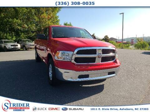 2019 RAM Ram Pickup 1500 Classic for sale at STRIDER BUICK GMC SUBARU in Asheboro NC