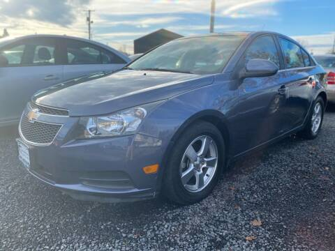 2013 Chevrolet Cruze for sale at Universal Auto INC in Salem OR