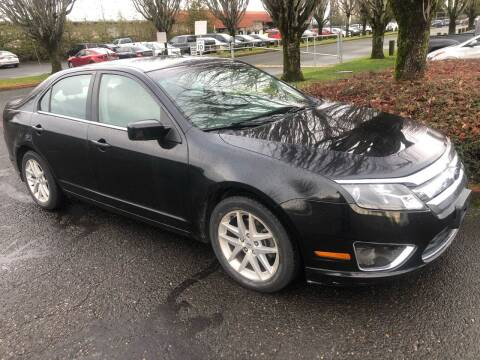 2012 Ford Fusion for sale at Blue Line Auto Group in Portland OR