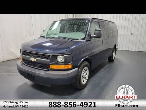 2012 Chevrolet Express Passenger for sale at Elhart Automotive Campus in Holland MI