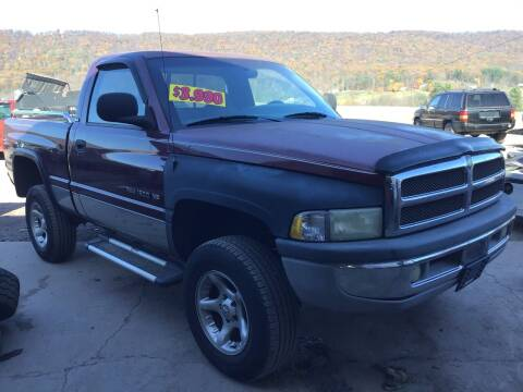 2001 Dodge Ram Pickup 1500 for sale at Troys Auto Sales in Dornsife PA