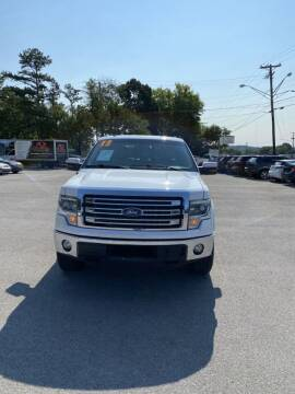 2013 Ford F-150 for sale at Elite Motors in Knoxville TN