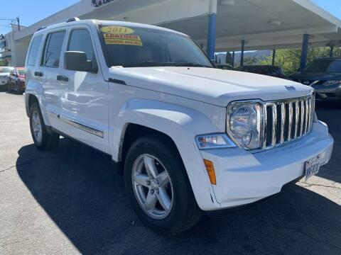 2011 Jeep Liberty for sale at CAR CITY SALES in La Crescenta CA