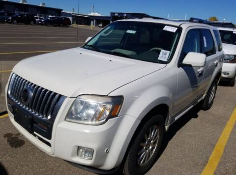 2010 Mercury Mariner for sale at Green Light Auto in Sioux Falls SD