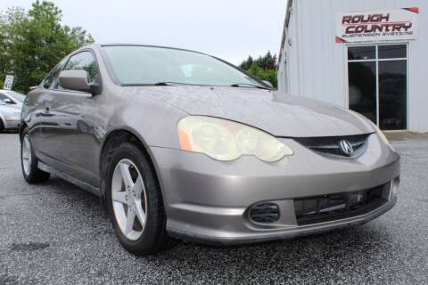 2004 Acura RSX for sale at UpCountry Motors in Taylors SC