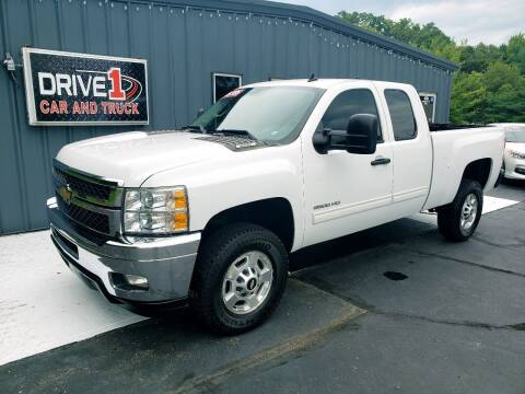 2011 Chevrolet Silverado 2500HD for sale at Drive 1 Car & Truck in Springfield OH