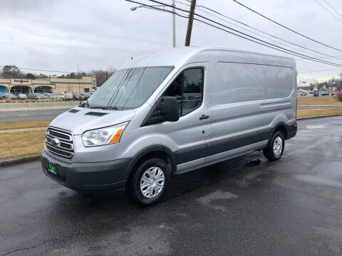 2018 Ford Transit Cargo for sale at iCar Auto Sales in Howell NJ