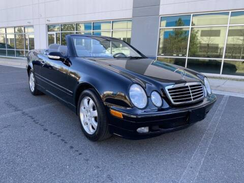 2000 Mercedes-Benz CLK for sale at PM Auto Group LLC in Chantilly VA